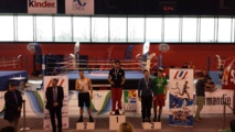 Tautuarii Nena Champion de France Universitaire de Boxe