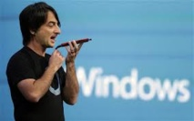 Microsoft concurrence Siri avec son propre assistant vocal, Cortana