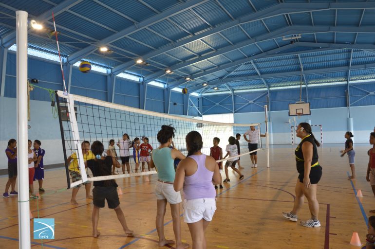 Classe sportive volley ball