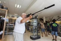 N-Calédonie : le gouvernement local opposé à un décret sur les armes