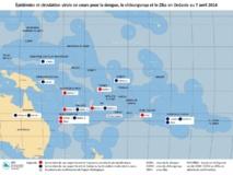 Recrudescence des maladies transmises par les moustiques dans  le Pacifique