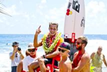 Surf - Rangiroa Pro junior : Ariihoe Tefaafana, le meilleur tahitien, arrive 5ème