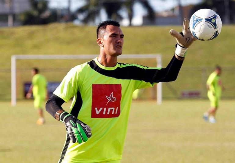 Johnatan Torohia le Tiki Toa a été prêté par Manu Ura pour la O'League