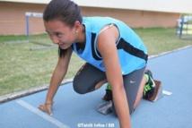 Vainui court le 100m en 12'96 !