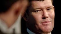 Australie: pugilat entre un milliardaire et le patron d'un groupe TV