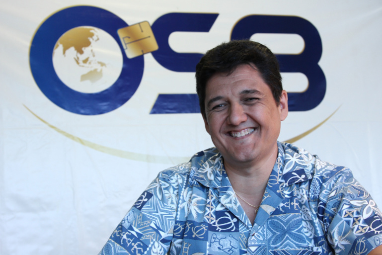 Michael Toromona, en charge à l'OSB des services de paiement en ligne