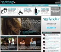 Vodkaster propose d'acheter, de visionner et de revendre ses DVD à distance