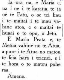 Henri Nott : un pasteur tahitien de cœur
