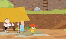 Noyade ou crocodiles, un jeu vidéo pour survivre aux inondations