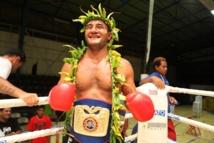Boxe professionnelle : Temoo Tamaititahio terrasse le colosse Samoan