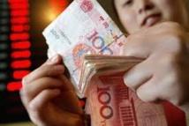 Chine: des mètres cubes de billets de banque retrouvés au domicile d'un haut cadre