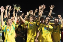 Football - Tefana sauve sa saison en gagnant la Coupe de Tahiti Nui