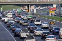 Un conducteur forcené bloque l'autoroute pendant trois heures