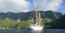 Ateliers discussions navigation avec les marins du navire SEAMANS en février 2014 credit Pascal Erhe