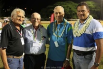 Roger Tapare, René Malmezac, Michel Ferrand et Tauhiti Nena