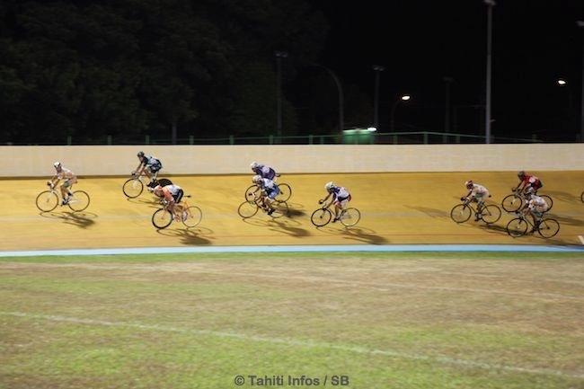 Vélo sur Piste : beaucoup d'émotion pour la 2ème soirée