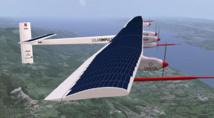Premier vol de l'avion solaire Solar Impulse 2