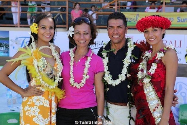 Vélo sur route – Ronde Tahitienne : Samuel Layzell gagne malgré une chute !