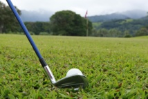 L'open international de golf a démarré !