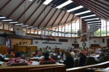 Séance écourtée à l'assemblée de Polynésie : le texte sur les expropriations à Hao reporté