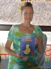 Maeva Shelton signe cette fois un carnet de recettes végétariennes.