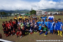 Tournoi football U8/U10 AS Aorai