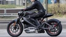 Harley-Davidson dévoile sa moto électrique