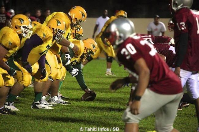 Football Américain – Heiva Bowl : Les 'Toa Oviri' battent les 'Ono' 18 à 12