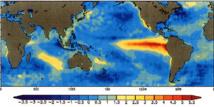 Météo : 80% de probabilité d'un phénomène El Niño à la fin de l'année