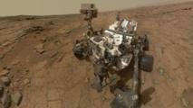 """Le robot Curiosity accélère après sa première """"année martienne"""""""