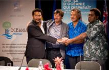 La première édition d'Oceania 21 avait eu lieu en avril 2013.