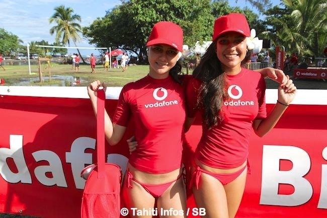 Anniversaire Vodafone – Belle journée récréative à Papara