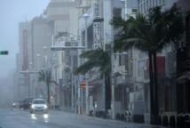 Typhon Neoguri au Japon : nouvelle alerte spéciale sur une partie d'Okinawa