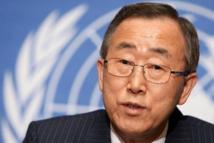 """L'Onu a la """"responsabilité morale"""" d'aider Haïti face au choléra, estime Ban Ki-moon"""