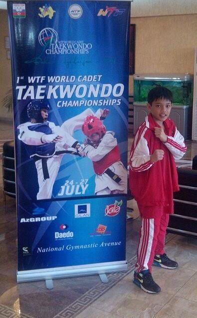 Kalani Chanfour va participer aux premiers championnats du monde cadet copie