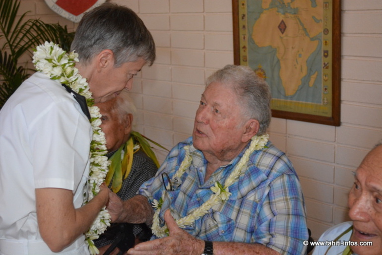 Les anciens combattants ont de nouveau leur Maison à Papeete