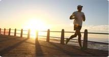Courir quelques minutes chaque jour est aussi bénéfique qu'un long jogging