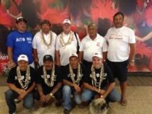 Les Aito Nui se sont envolés ce matin pour la France afin de participer à 3 tournois internationaux de Pétanque importants