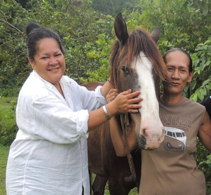 Traditions orales marquisiennes : Sidonie, la voix des montagnes de Nuku Hiva