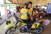 Jaïrus Guilloux, légende vivante du motocross à Tahiti