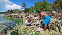 L'appel de détresse des îles du Pacifique face à la montée des eaux