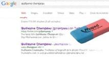 """""""Droit à l'oubli"""": afflux de demandes envers Google, qui avoue des difficultés"""