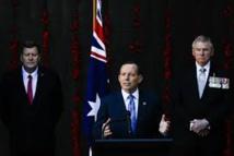 """14-18: l'Australie et la Nouvelle-Zélande commémorent une """"guerre pour la liberté"""""""