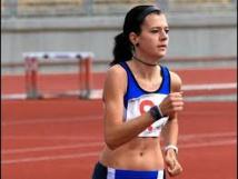Une athlète sur le podium de deux championnats nationaux différents en 48 heures