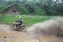 Motocross –  1ère journée de championnat sous la pluie : Teriimana Bonno devance le tenant du titre Raiarii Vonbalou !