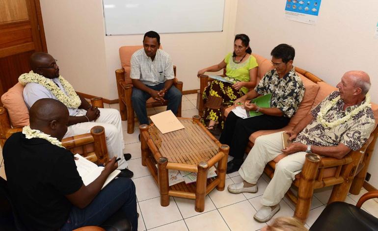 Rapprochement scientifique entre Mayotte et la Polynésie