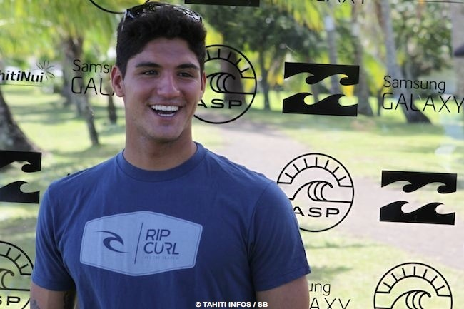 Billabong Pro Tahiti 2014 dans du 'gros' ! Gabriel Medina VS Michel Bourez : interviews croisées