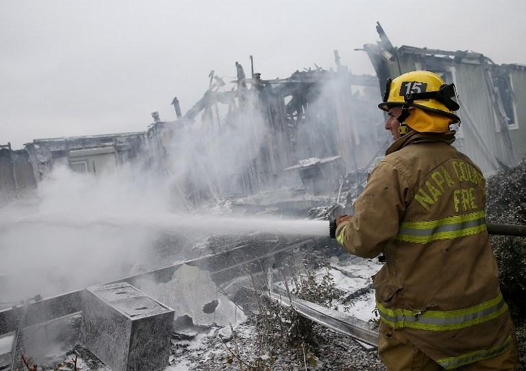 L'état d'urgence déclaré en Californie après un séisme de magnitude 6