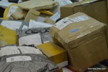 Nouvelles franchises douanières sur les colis à partir de lundi