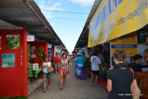 La 13e édition du Salon du tourisme a ouvert ses portes ce vendredi matin. A suivre de 8h à 18h également samedi et dimanche de 8h à 16h.